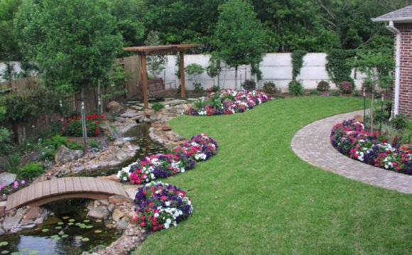 Landscape Design ideas Backyard