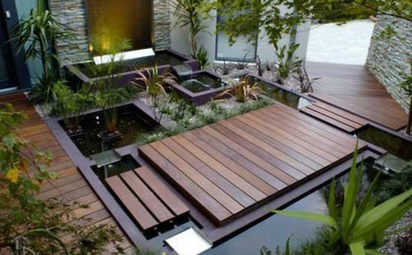 Small garden Design Pictures