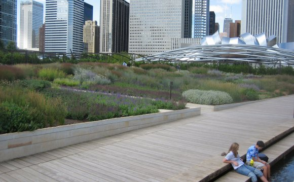 Chicago Landscape Architecture