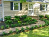 Front house Landscape Design ideas
