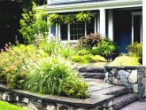 Landscape Design photos front house