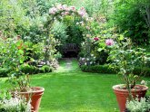 Pics of Gardens in Homes