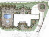 Residential Landscape Design plan