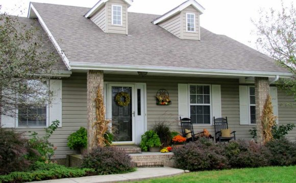 Small Front Porch Garden Ideas Residential Landscaping